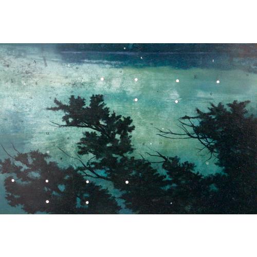 "Don Pollack, ""Slide 4"", 2011 - Newzones Gallery, Calgary"