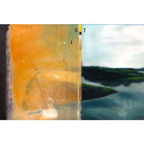 "Don Pollack, ""Slide 11"", 2011 - Newzones Gallery, Calgary"