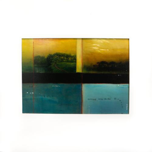 "Don Pollack, ""Slide 7"", 2011 - Newzones Gallery, Calgary"