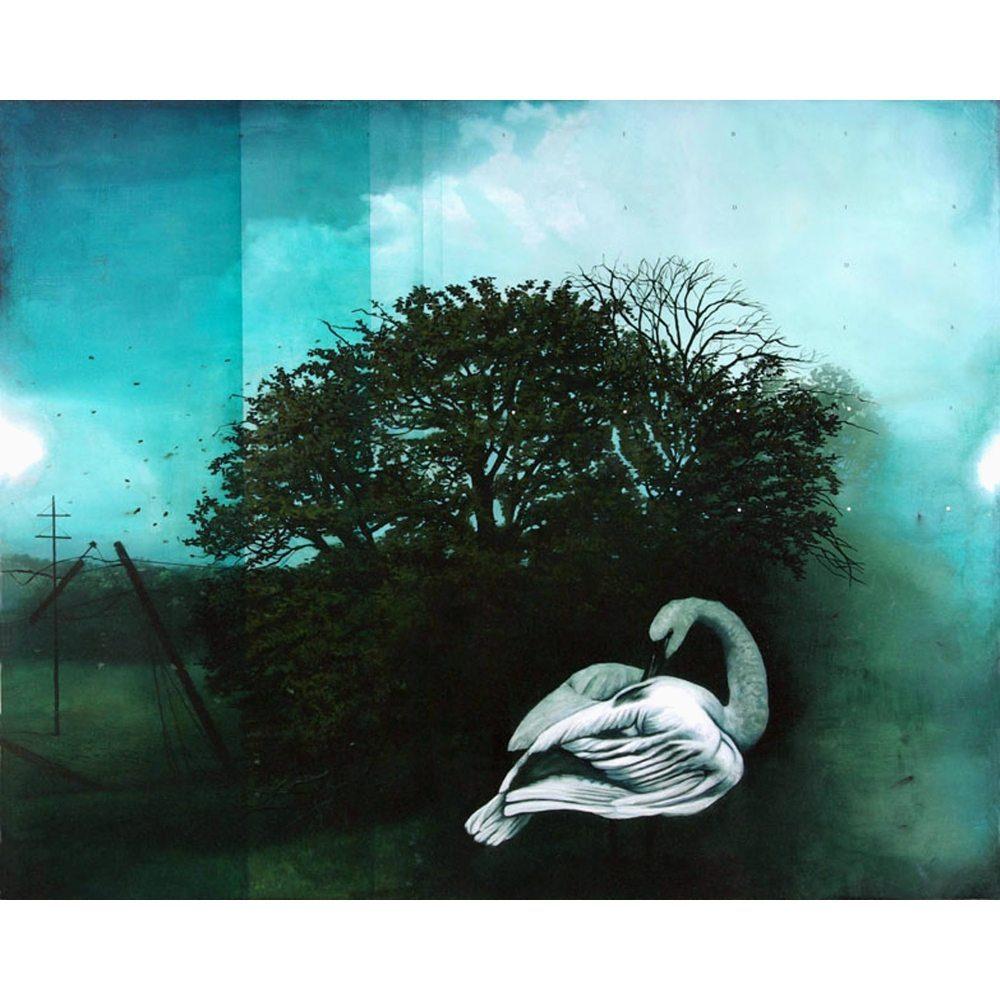 "Don Pollack, ""Adirondack Stormchaser"", 2011 - Newzones Gallery, Calgary"
